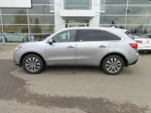 2016 Acura MDX Nav Pkg - B/U Cam, Sunroof, Heated Leather Int +