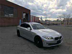 2011 BMW 5-SERIES/535XI/XDRIVE/AUTO/GPS/CUIR/MAGS/514-812-8505