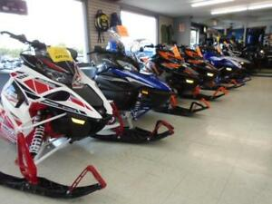 0% FINANCING ON 2016-2017 SNOWMOBILES
