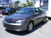 2003 Camry SE Low km very nice condition