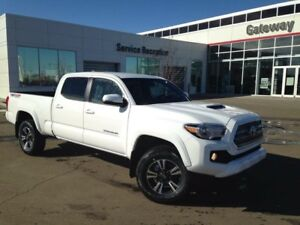 2017 Toyota Tacoma TRD Sport 4x4 Double Cab 140.6 in. WB