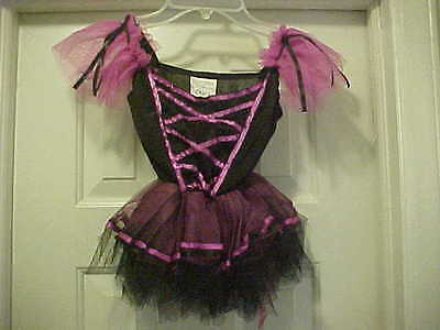 Costume Dress Toddler Girls Size S 2T By Fun World detachable Tail Pink - Cat Women Costume