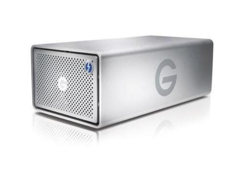 G-Technology G-RAID GRARTH2NB160002BAB DAS Array - 2 x HDD S