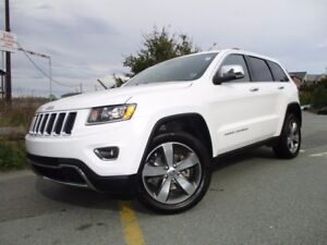 2016 JEEP GRAND CHEROKEE LIMITED V6 NAV (REDUCED TO $33977!!! (W