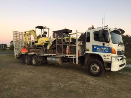 Combo - Allcoast Posi-Track / Bobcat & Tipper Hire - Wet Hire Burpengary Caboolture Area Preview
