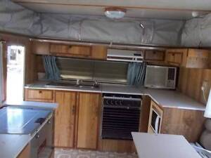 1980 jayco pop top caravan 16 ft Townsville Surrounds Preview