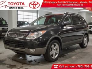 2010 Hyundai Veracruz GLS AWD, Leather, Power Seats, Heated Seat