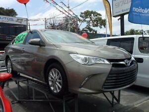 2015 Toyota Camry Altise Gold Automatic Sedan Minchinbury Blacktown Area Preview