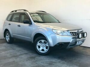 2012 Subaru Forester S3 MY12 X AWD Silver 4 Speed Sports Automatic Wagon Mount Gambier Grant Area Preview