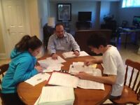 In-HomeTutoring Math Grade 8-12, Course Completion in 1 Month