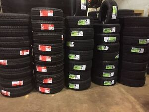 HUGE SALE ON THIS WEEK OF BRAND NEW TIRES ALL DIFFERENT SIZES