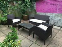 Sofa garden set