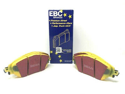 EBC YELLOWSTUFF HIGH FRICTION PERFORMANCE BRAKE PADS STREET TRACK REAR DP41788R