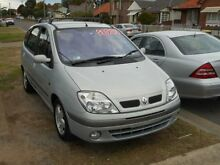 2002 Renault Scenic Dynamique Gold 5 Speed Manual Wagon Holroyd Parramatta Area Preview