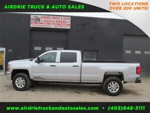 2015 Chevrolet Silverado 3500HD Work Truck long box