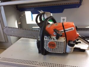 Concrete Chainsaw Excellent condition. Stihl GS461  2015