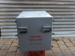 Air/water tight shipping / storage container / tool box