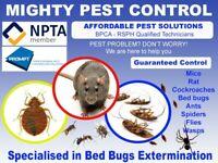 100%Guaranteed 24/7 Pest Control exterminators Bed Bugs|Flea|Ants|Cockroaches|Mice|Wasps fumigation
