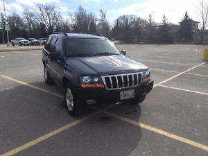 2002 Jeep Grand Cherokee Laredo SUV, Crossover