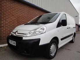 2009 CITROEN DISPATCH 1000 1.6 HDi 90 H1 Van