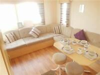 Cheap starter caravan for sale on Sandy Bay, Northumberland