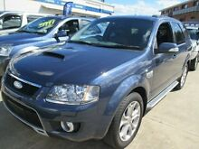 2009 Ford Territory SY Mkii Turbo AWD Ghia Blue 6 Speed Sports Automatic Wagon Greenslopes Brisbane South West Preview