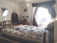 Beautiful spacious 2 bedroom unfurnished attic flat in the heart of Leith