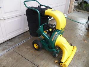 Yardman Buy Or Sell A Lawnmower Or Leaf Blower In
