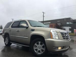 2007 Cadillac Escalade AWD = 7 PASS = DVD = EXHAUST = LOADED
