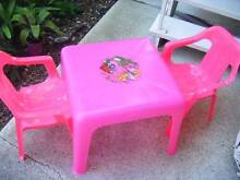 CHILDREN S PINK  TABLE & CHAIRS SET Silkstone Ipswich City Preview