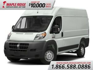 2018 RAM ProMaster 1500 High Roof 136 in. WB