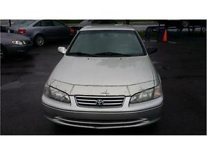 2001 Toyota Camry LE  TEL 514 249 4707
