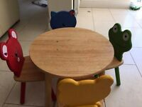 Childs Table & Chair Set still sold John Lewis