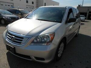 2008 Honda Odyssey LX (Certified) 7 Seater, Warranty