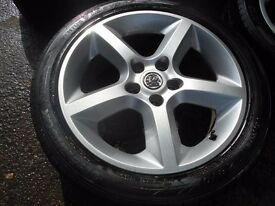 Exchange vauxhall 17inch for ford 17inch