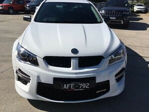 2015 Holden Special Vehicles GTS GEN-F MY15 White 6 Speed Sports Automatic Sedan Greensborough Banyule Area Preview