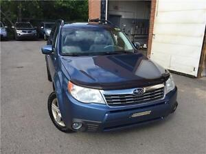 Subaru Forester 2009 AWD/TOIT/MAGS/DEMARREUR !