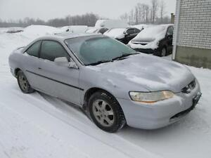 2000 Honda Accord Cpe EX