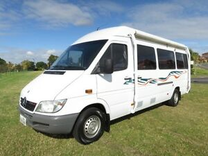 2006 Mercedes Motorhome – GREAT VALUE Glendenning Blacktown Area Preview