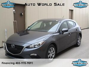 2014 MAZDA 3 GX |Automatic|Bluetooth|Factory warranty