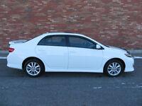 ►►►2010 Toyota Corolla S aut. 66$/Sem tout inclus $0 cash ◄◄◄