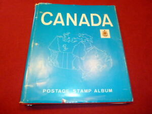 Darnell Canadian Stamp Album