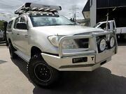 2008 Toyota Hilux GGN25R 08 Upgrade SR (4x4) 5 Speed Manual Dual Cab Pickup North St Marys Penrith Area Preview