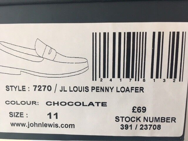 2f0fa139603 John Lewis   Partners Louis Suede Penny Loafers BUY ONE GET ONE PAIR FREE!!