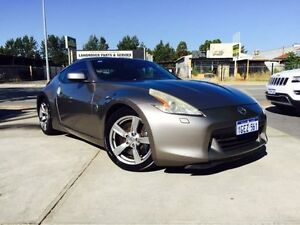 2009 Nissan 370Z Z34 Silver 7 Speed Automatic Coupe Beckenham Gosnells Area Preview