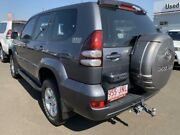 2006 Toyota Landcruiser Prado KZJ120R GXL Charcoal Grey 4 Speed Automatic Wagon Atherton Tablelands Preview