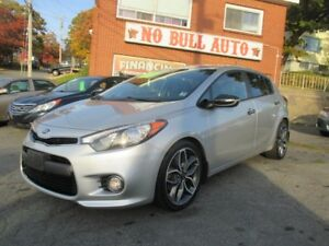 2014 Kia Forte 1.6L SX Premium TURBO,As Low as $126.20 Bi Weekly