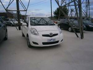 2010 Toyota Yaris Hatchback Albion Brimbank Area Preview