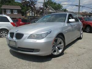 2009 BMW 5 Series 528i Lether Roof