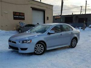 2010 Mitsubishi Lancer/AUTO/AC/MAGS/CRUISE/AUX/GROUP ELECT!!!